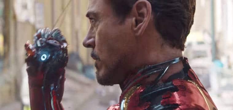 Iron Man in Avengers: Infinity War trailer