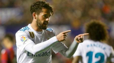 Want Isco to stay in Real Madrid his whole life, says ZinedineZidane