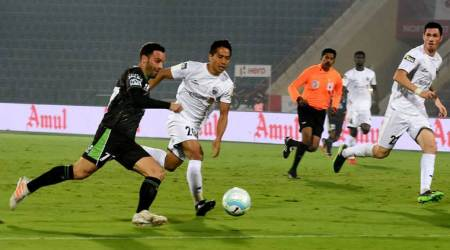 ISL 2017/18: Delhi Dynamos prevail 1-0 over NorthEast United FC