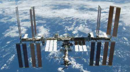 International Space Statoin, NASA astronaut, ISS spacewalk, Japanese astronaut, ISS robotic arm, space observatory, Russian supply ship ISS, tune-up operations