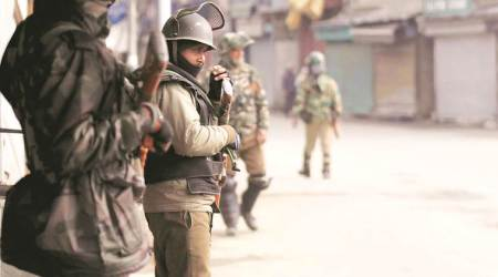 Four killed in shootout, protests in Shopian
