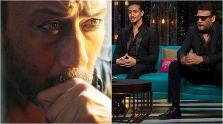 Jackie Shroff is the 'best dad' to Tiger Shroff but for Jackie, he is a 'reflection' of his son