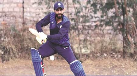 Vijay Hazare Trophy 2018: Ravindra Jadeja looks to bat his way into contention