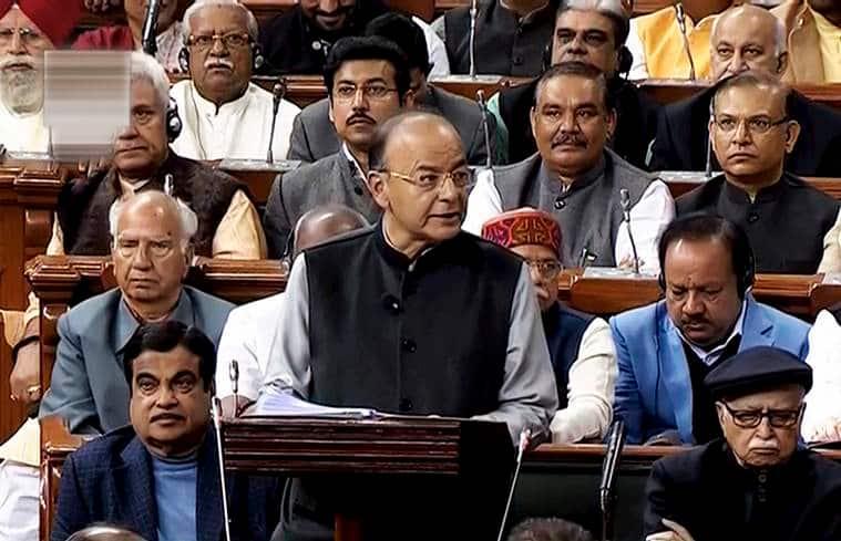 Arun Jaitley's Union Budget 2018 speech in Parliament: Full text