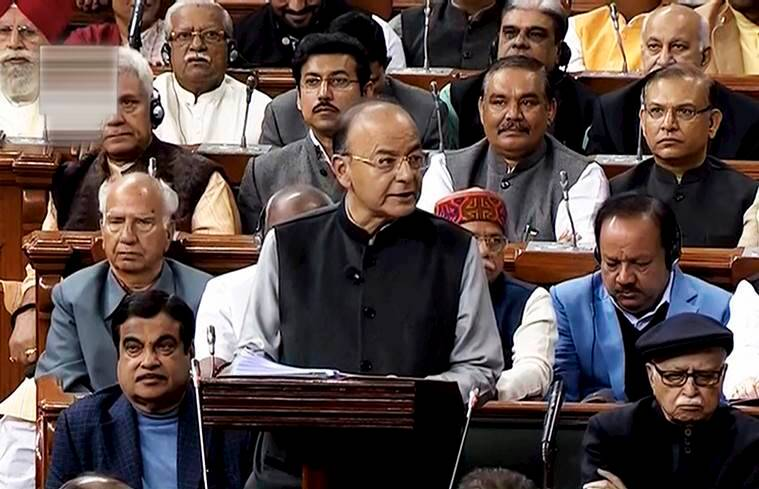 Arun Jaitley's Union Budget 2018 speech in Parliament: Full text