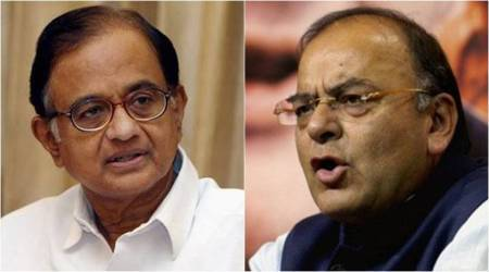 Chidambaram accuses govt of worsening fiscal deficit, Jaitley defends with IMF data
