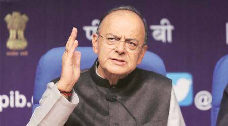 'If this was his best argument for 2019, God help his party': Jaitley on Rahul Gandhi's parliament speech