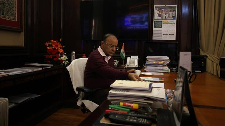 Finance Minister Arun Jaitley to present Union Budget today