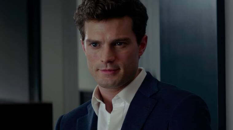 Jamie Dornan in fifty shades