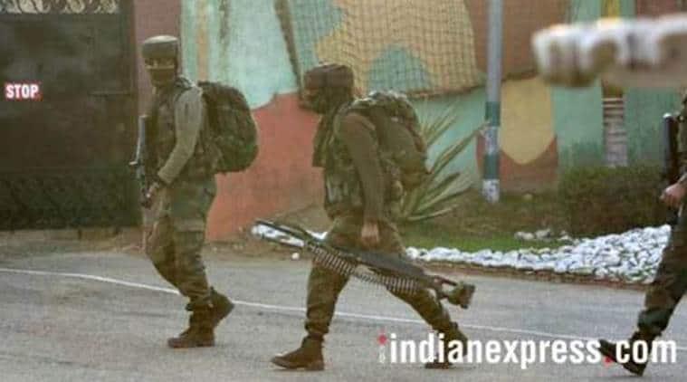 J-K terror attack, Jammu and Kashmir terror attack, Jammu terror attack, Sunjwan terror attack, Sunjwan terrorist attack, Sunjwan army camp, india news, indian express, indian express news