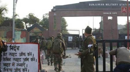 Jammu army camp attack 'frustrated' attempt by Pakistan: Armygeneral