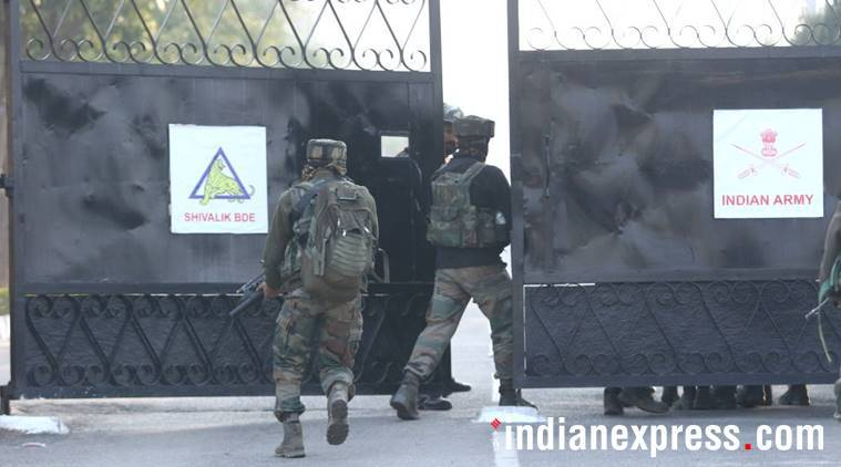 jammu army camp attack, lt gen d anbu, uri attack, indian army, security lapse, pakistan attack, jammu and kashmir terrorism, infiltration bid, indian news