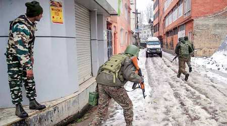 J&K: Militant killed in encounter in Bandipore