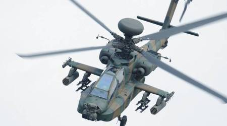2 killed after Turkish military copter crashes inSyria