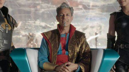 Thor Ragnarok deleted scene is all about Jeff Goldblum's charmingly unhinged Grandmaster