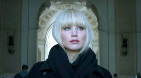 Jennifer Lawrence: Red Sparrow scared me because I getnude