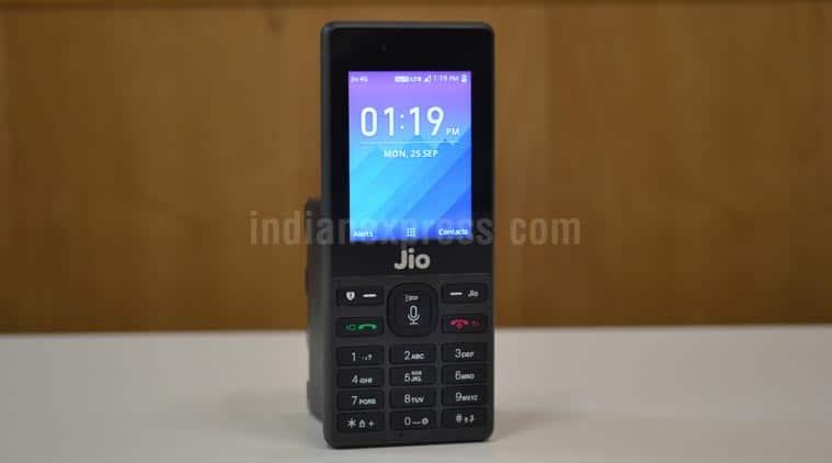 Reliance JioPhone sales, JioPhone feature phone, Credit Suisse, Indian feature phones market, Jio 49 plan, JioPhone data usage, KaiOS, Jio data consumption