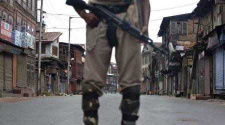 Shutdown call by separatists affects normal life, restrictions imposed in Srinagar