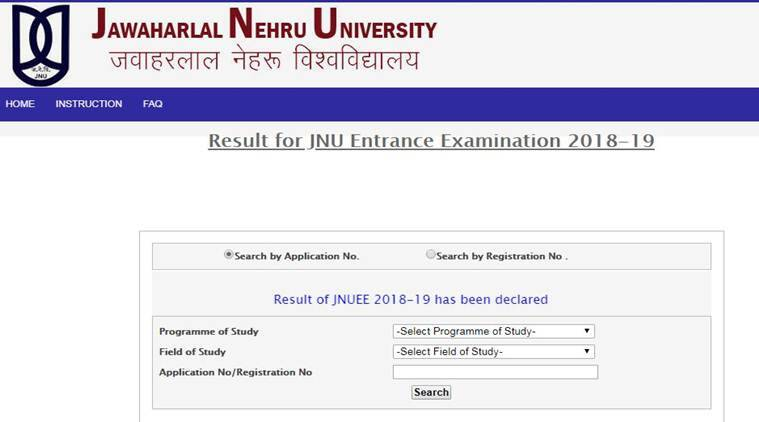 JNUEE Result 2018 Declared at jnu.ac.in; Here's How to Check