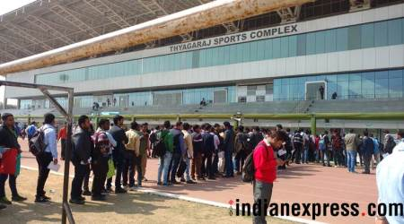 In Delhi Job Fair 2018, candidates look for permanent offers, bettersalary
