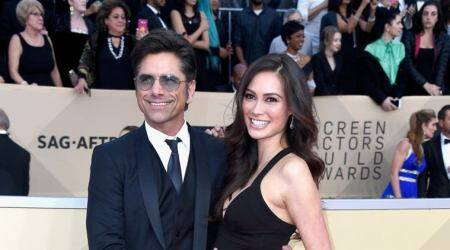 John Stamos and Caitlin McHugh gethitched