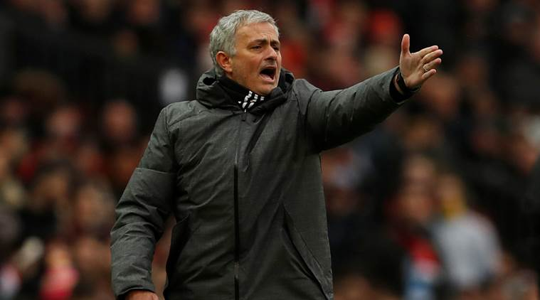 Manchester United are currently placed at second position in English Premier League table.