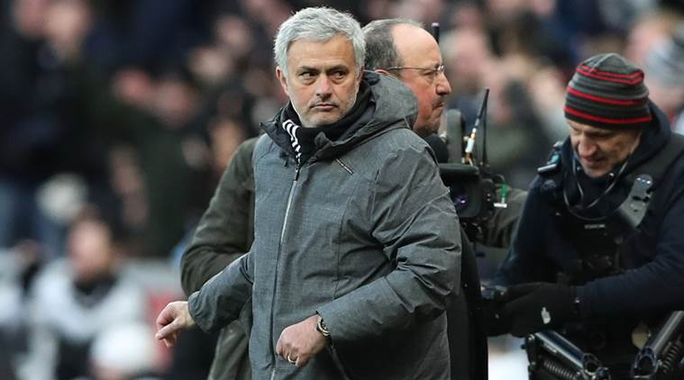 Jose Mourinho, Manchester United, Newcastle United, Premier League, Premier League news, sports news, football, Indian Express
