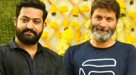 Jr NTR-Trivikram to begin shooting for next film in March