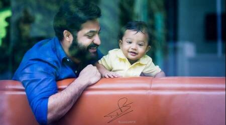 Jr NTR to become a dad again