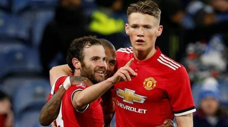 FA Cup: Hawk-Eye apologises over wrong VAR image for Juan Mata disallowed goal