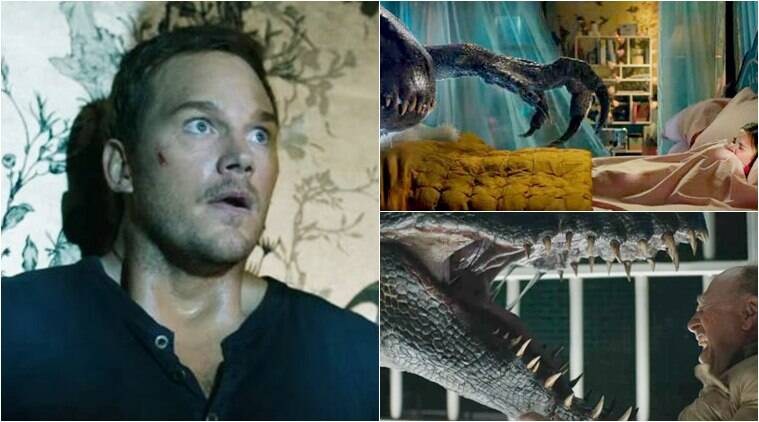 Fallen Kingdom's new trailer looks downright terrifying