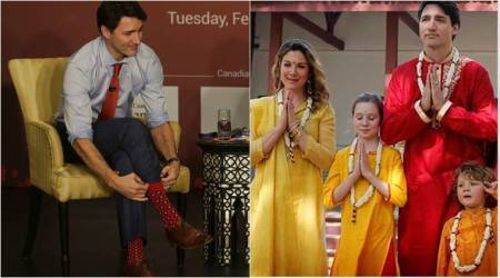 Justin Trudeau's India wardrobe is classy, colourful and everything we'd expected it tobe