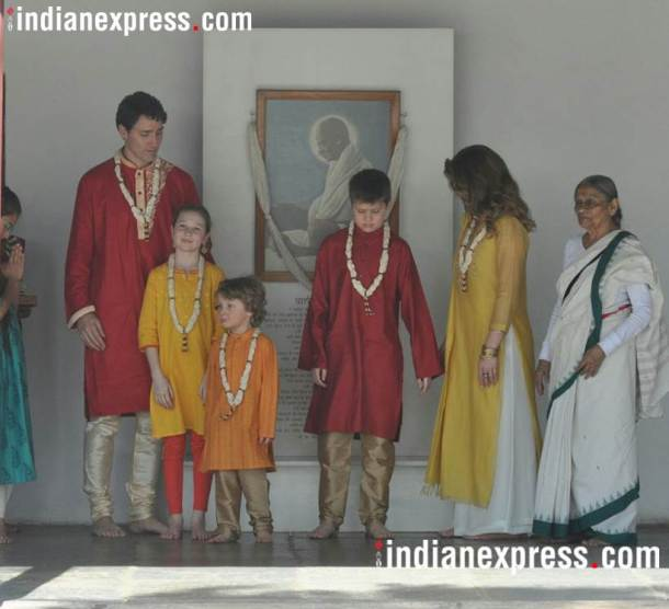 Justin Trudeau & family10