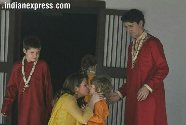Justin Trudeau & family16