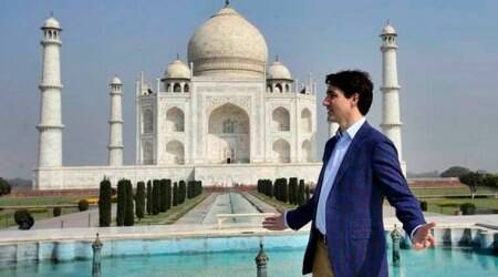 Justin Trudeau India visit LIVE UPDATES: Canadian PM to meet IIM students, film personalities in Mumbai today
