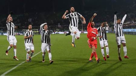 Juventus win after Fiorentina have penalty revoked byVAR