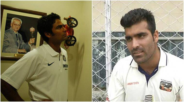 Mohammad Kaif and Manzoor Dar