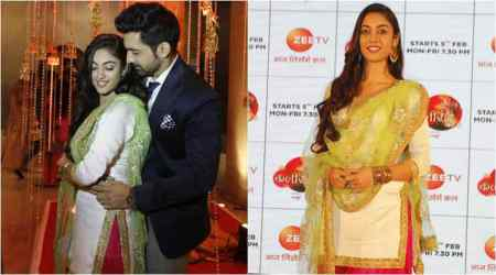 Aditi Sharma talks about her bond with co star Arjit Taneja