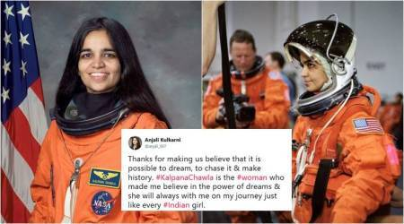 'Thanks for inspiring, Kalpana Chawla': Twitterati remember India's first female astronaut on her 15th death anniversary