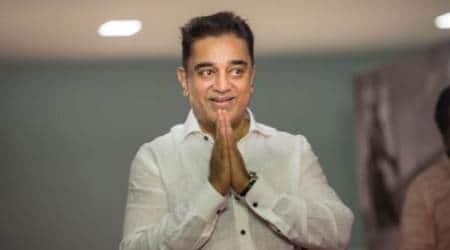 Kamal Haasan meets Kumaraswamy over Cauvery, says happy with CM'sresponse
