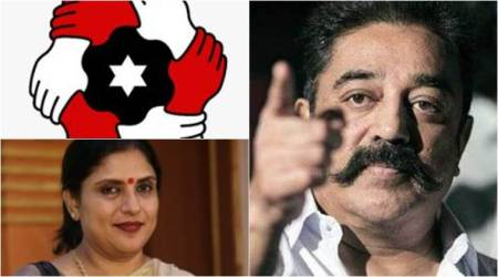 Sripriya adds star power to Kamal Haasan's Makkal Neethi Maiam