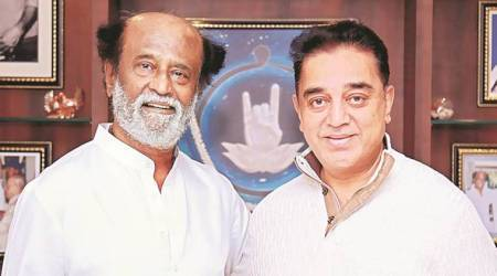Rajinikanth praises Kamal Haasan, calls him 'efficient'