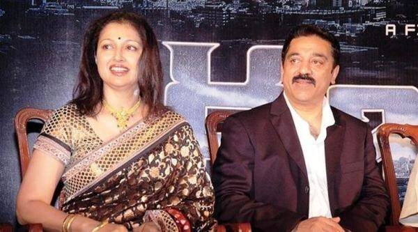 My Company Will Handle It Kamal Haasan On Gautami S Unpaid Salary Allegations Entertainment News The Indian Express