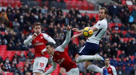 Harry Kane widens gulf between Tottenham Hotspur, Arsenal with derby win