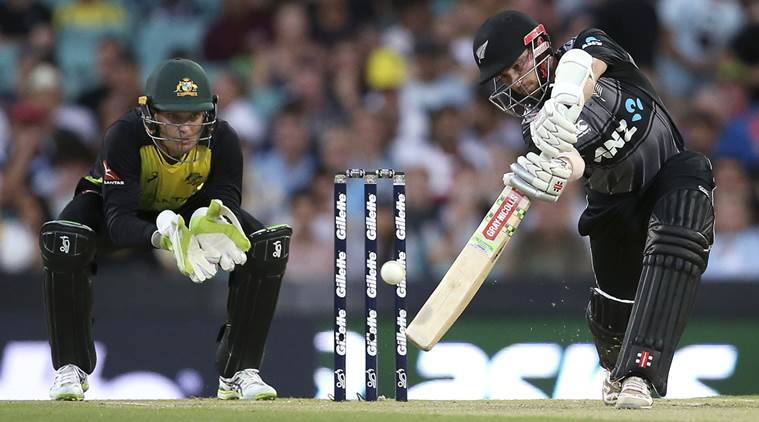 New Zealand beat England in 4th T20I by 12 runs.