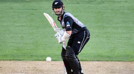 New Zealand beat England by 12 runs.
