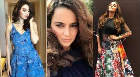 #OOTD: Kangana Ranaut, Neha Dhupia, Hansika give us easy-to-recreate outfits of the day