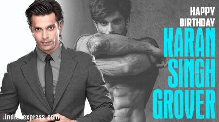 Happy Birthday Karan Singh Grover: 10 drool worthy pictures of this Greek God