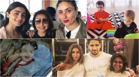 Inside Yash and Roohi Johar's first birthday party: Taimur, Adira, AbRam and Alia Bhatt in attendance