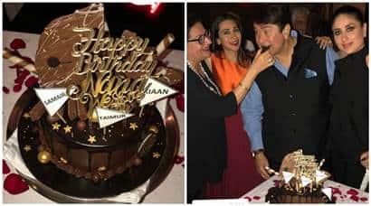 kareena karisma Inside Randhir Kapoor birthday bash